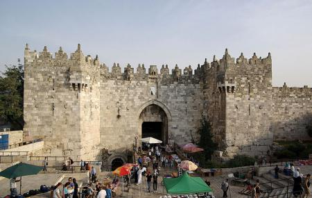 Damascus Gate Image