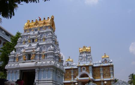 Iskcon - Sri Sri Radha Govinda Mandir Image