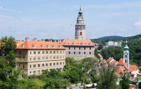 Cesky Krumlov State Castle Image