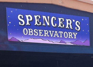 Spencer's Observatory Image