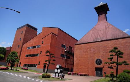 Nikka Whisky Sendai Factory Miyagikyo Distillery Image