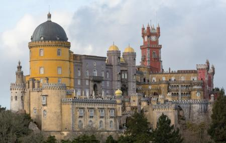 National Palace Of Pena And Pena Park, Sintra