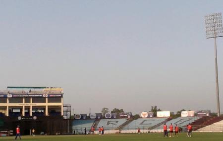 Sawai Mansingh Stadium Image