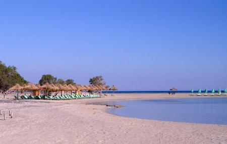 Elafonissi Beach Image