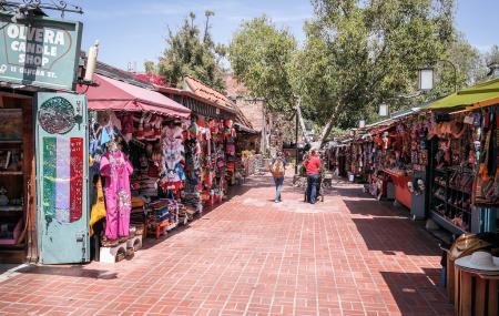 Olvera Street Image