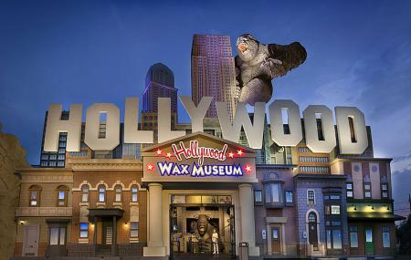 Hollywood Wax Museum Image