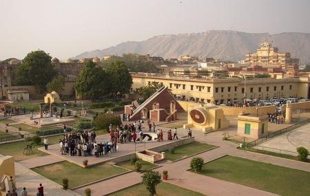 Jantar Mantar Image