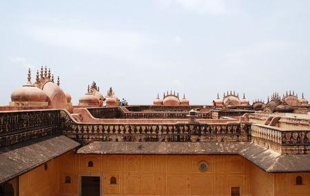 Nahargarh Fort Image