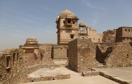 Chittorgarh Fort Image