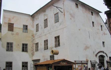 Krumlov Mill Image