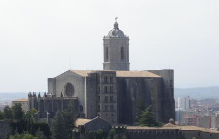 Girona Cathedral Image