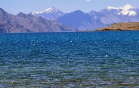 Pangong Lake Image