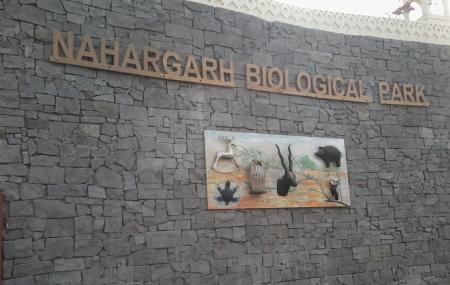 Nahargarh Biological Park Image