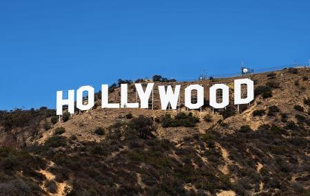 Hollywood Sign Image