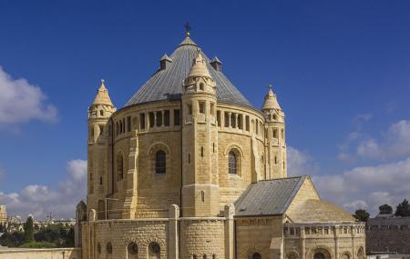 Dormition Abbey Image