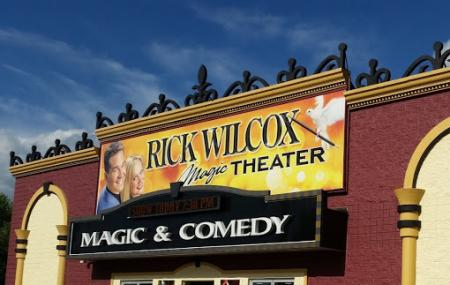 Rick Wilcox Magic Theater Image