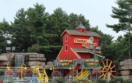 Timber Falls Mini Golf Adventure Park Image