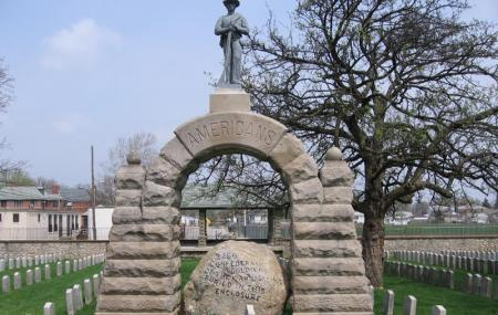 Camp Chase Confederate Cemetery Image