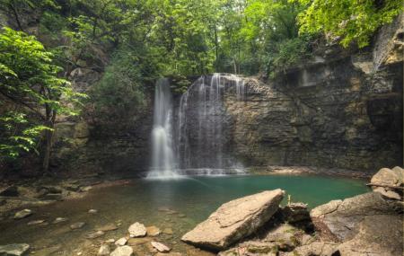 Hayden Falls Park Image