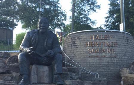 Alex Haley Heritage Square Image