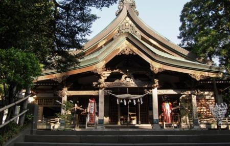 Miyoshi Shrine Image