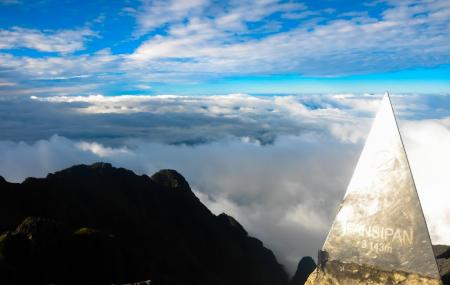 Fansipan Mountain Image
