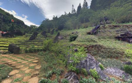 Ham Rong Mountain Image
