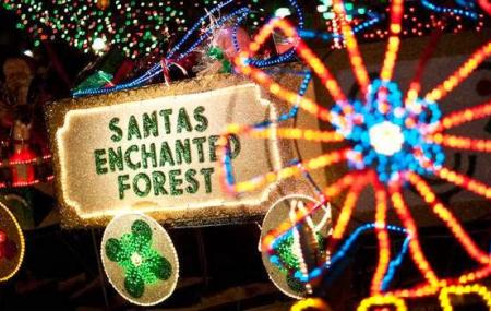 Santa's Enchanted Forest Image