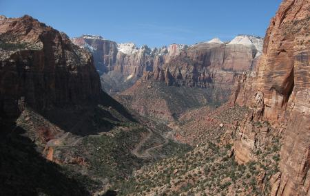 Canyon Overlook Trail Image