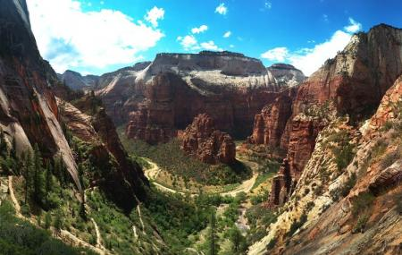 Zion Observation Point Image