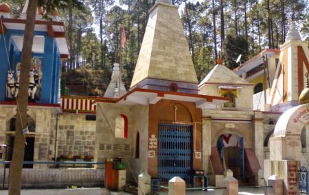Binsar Mahadev Image