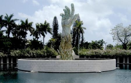 Holocaust Memorial - Miami Beach Image