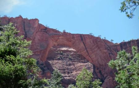 Kolob Arch Trails Image