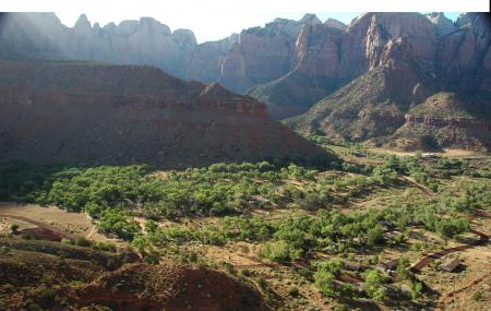 Watchman Trail Image