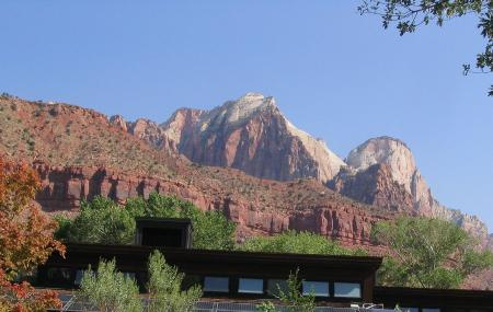 Zion Canyon Visitor Center Image