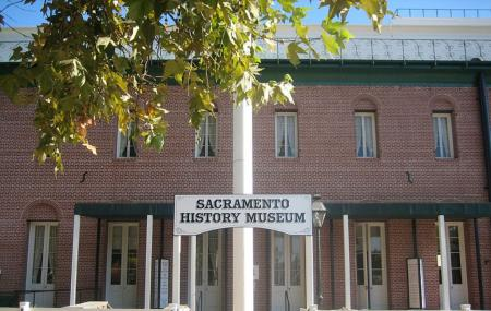 Sacramento History Museum Image