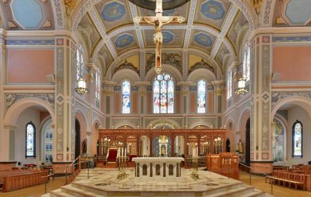 Cathedral Of The Blessed Sacrament Image