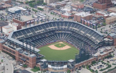 Coors Field Image