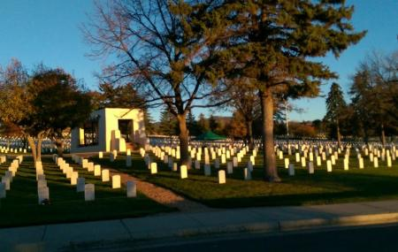 Santa Fe National Cemetery Image
