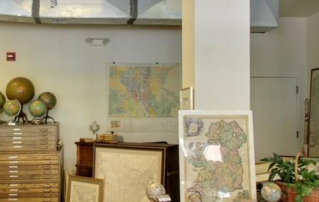 The Old Map Gallery Image