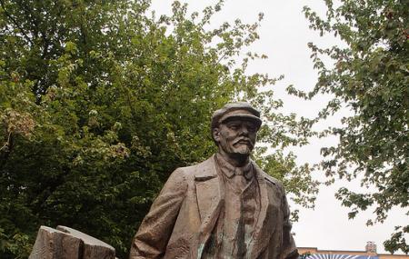 Statue Of Lenin Image
