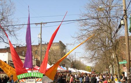 Ballard Farmer's Market Image