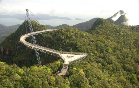 Langkawi Sky Bridge Image