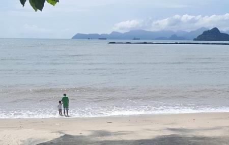Black Sand Beach Image
