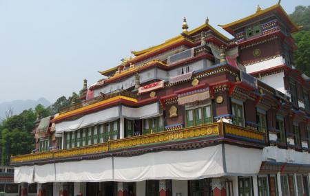 Lingdum Monastery Image