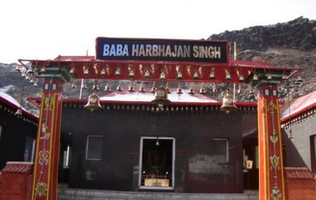Baba Harbhajan Singh Memorial Temple, Gangtok