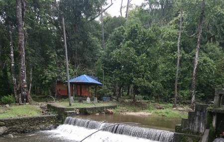 Lubuk Semilang Waterfall Image