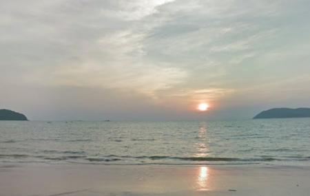Tengah Beach Image