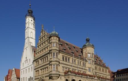 Rothenburg Town Hall Rothenburg Ob Der Tauber Image