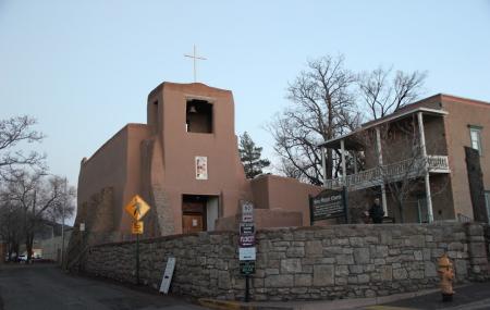 San Miguel Chapel Image